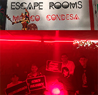 UBICACION ESCAPE ROOMS MEXICO - CONDESA