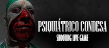 PSIQUIATRICO CONDESA - LIVE SHOOTING GAME - ESCAPE ROOM